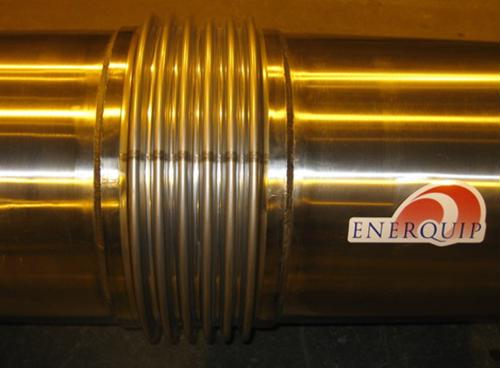 A metal expansion joint
